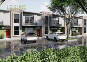Leisure, townhomes at Hallandale Beach